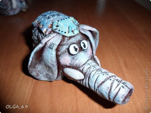 Слоники-повторялки фото 3