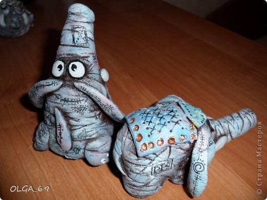 Слоники-повторялки фото 5