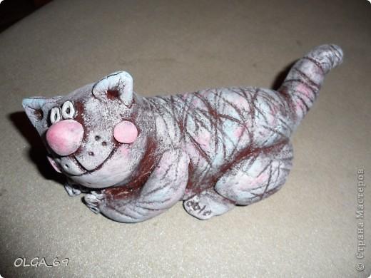 Позитивный котик. фото 1