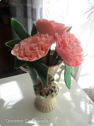 Пион-мой самый любимый цветок.