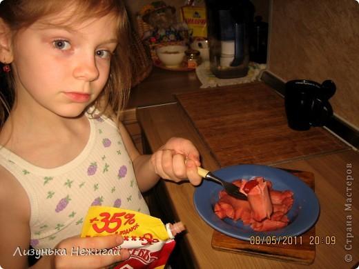 весело и вкусссно!!! сосиски как косточки фото 8