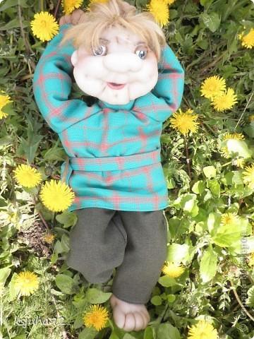 Такий  Санька вийшов за вихідні дні під хороший настрій. Весна... Яка краса ! фото 1