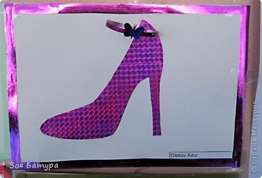 Туфелька для мамы фото 5