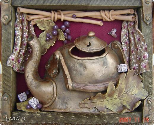 Чай с черной смородиной фото 1