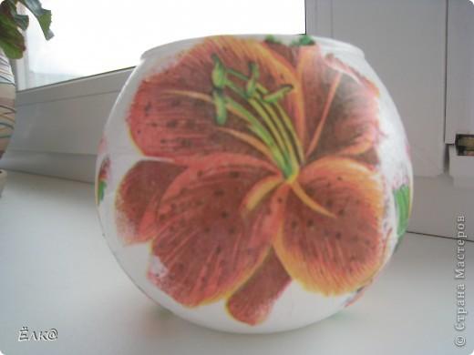 Так хочется солнышка, хотя бы в вазочках для цветов. фото 4