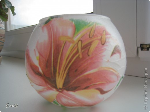 Так хочется солнышка, хотя бы в вазочках для цветов. фото 5