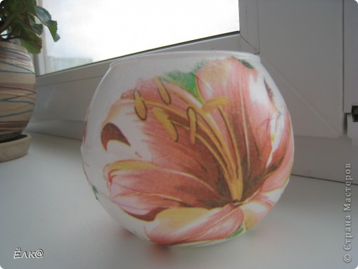 Так хочется солнышка, хотя бы в вазочках для цветов. фото 6
