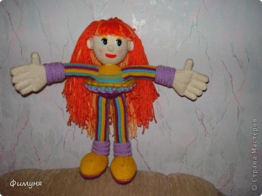 Куклы по мативам Нелли Больгерт. Описание. фото 2