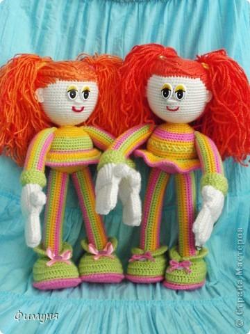 Куклы по мативам Нелли Больгерт. Описание. фото 3