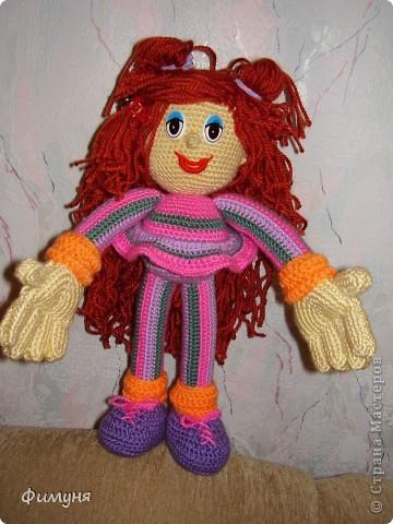 Куклы по мативам Нелли Больгерт. Описание. фото 4