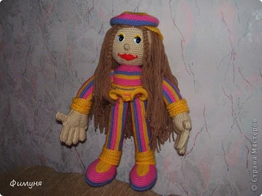 Куклы по мативам Нелли Больгерт. Описание. фото 5