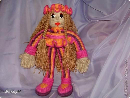 Куклы по мативам Нелли Больгерт. Описание. фото 6