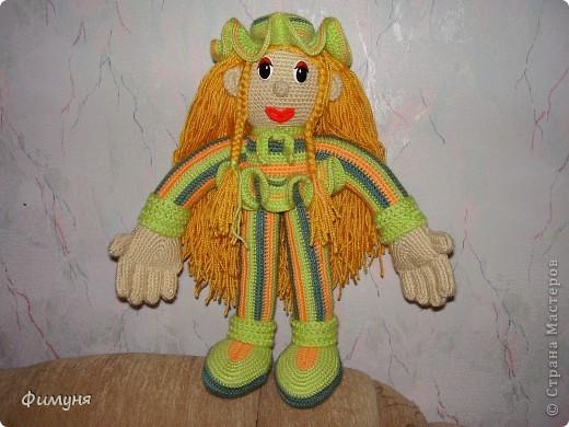 Куклы по мативам Нелли Больгерт. Описание. фото 7