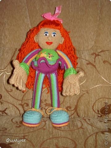Куклы по мативам Нелли Больгерт. Описание. фото 8