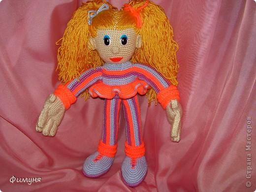 Куклы по мативам Нелли Больгерт. Описание. фото 1
