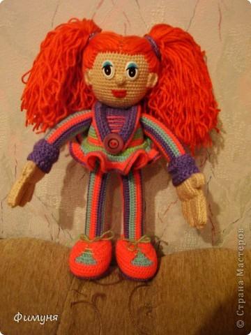 Куклы по мативам Нелли Больгерт. Описание. фото 10
