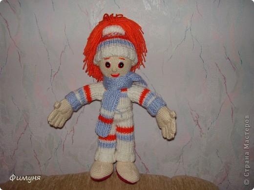 Куклы по мативам Нелли Больгерт. Описание. фото 14