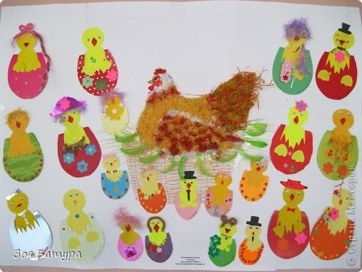 цып - цып - цып, мои цыплятки! фото 1