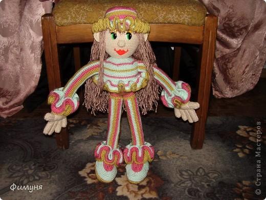 Куклы по мативам Нелли Больгерт. Описание. фото 12