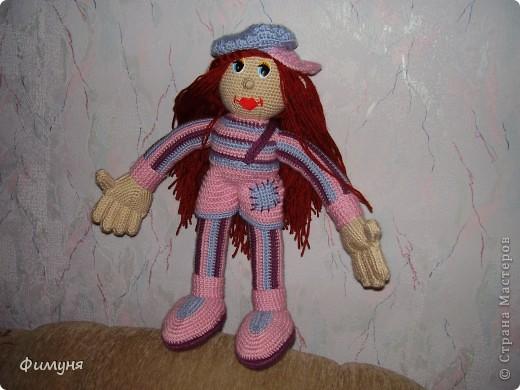 Куклы по мативам Нелли Больгерт. Описание. фото 13