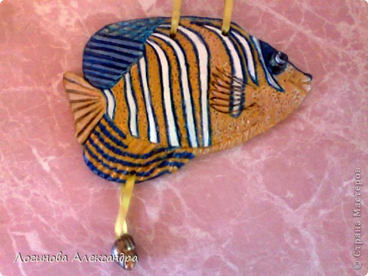 Моя первая рыбка!!! фото 1