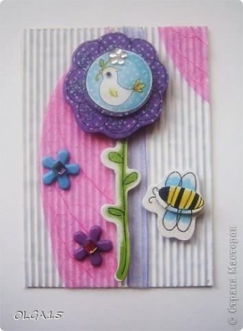 "АТС "" Цветы и бабочки"" фото 9"