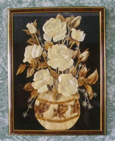 букет роз(30х40) фото 1