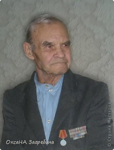 Знакомьтесь! Это - мой дед! Маркеев Василий Емельянович. На этом фото ему чуть больше 20 лет. Фотография сделана 27 марта 1943 г., когда дед обучался в Первой ульяновской краснознаменной танковой школе. фото 9