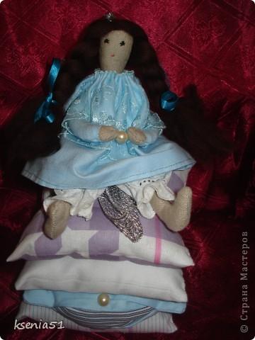 Принцесса собственной персоной- младшая сестренка моей прошлой принцессы, хотя размер ее больше :))) Сидит самостоятельно! фото 5