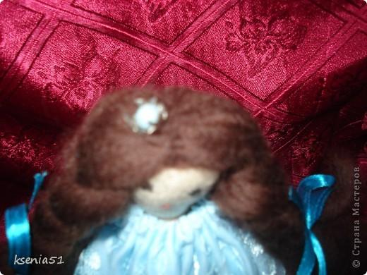 Принцесса собственной персоной- младшая сестренка моей прошлой принцессы, хотя размер ее больше :))) Сидит самостоятельно! фото 4