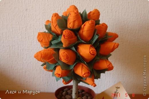 Ещё одно деревце в подарок к дню ПОБЕДЫ! фото 3