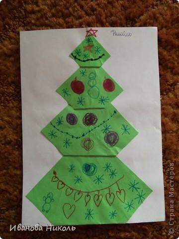 Ещё в детском саду на занятиях по оригами я сделала много работ. Очень хочется ими похвастаться. Все работы выполнены в возрасте от 4,5 до 6,5 лет. Моя мама всё сохранила и я имею возможность показать их а СТРАНЕ МАСТЕРОВ. Сейчас мне 7,5 лет. В скором времени надеюсь порадовать вас своими новыми работами. фото 3
