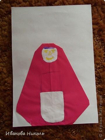 Ещё в детском саду на занятиях по оригами я сделала много работ. Очень хочется ими похвастаться. Все работы выполнены в возрасте от 4,5 до 6,5 лет. Моя мама всё сохранила и я имею возможность показать их а СТРАНЕ МАСТЕРОВ. Сейчас мне 7,5 лет. В скором времени надеюсь порадовать вас своими новыми работами. фото 4