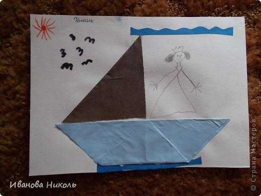 Ещё в детском саду на занятиях по оригами я сделала много работ. Очень хочется ими похвастаться. Все работы выполнены в возрасте от 4,5 до 6,5 лет. Моя мама всё сохранила и я имею возможность показать их а СТРАНЕ МАСТЕРОВ. Сейчас мне 7,5 лет. В скором времени надеюсь порадовать вас своими новыми работами. фото 5