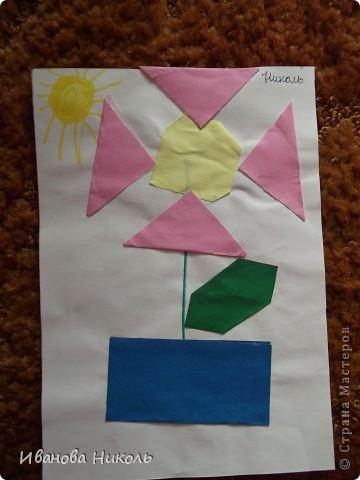 Ещё в детском саду на занятиях по оригами я сделала много работ. Очень хочется ими похвастаться. Все работы выполнены в возрасте от 4,5 до 6,5 лет. Моя мама всё сохранила и я имею возможность показать их а СТРАНЕ МАСТЕРОВ. Сейчас мне 7,5 лет. В скором времени надеюсь порадовать вас своими новыми работами. фото 6