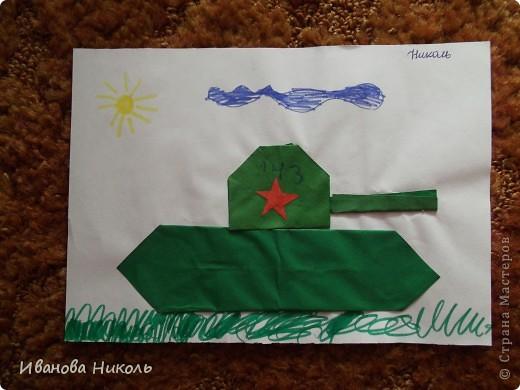 Ещё в детском саду на занятиях по оригами я сделала много работ. Очень хочется ими похвастаться. Все работы выполнены в возрасте от 4,5 до 6,5 лет. Моя мама всё сохранила и я имею возможность показать их а СТРАНЕ МАСТЕРОВ. Сейчас мне 7,5 лет. В скором времени надеюсь порадовать вас своими новыми работами. фото 7