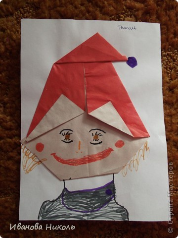 Ещё в детском саду на занятиях по оригами я сделала много работ. Очень хочется ими похвастаться. Все работы выполнены в возрасте от 4,5 до 6,5 лет. Моя мама всё сохранила и я имею возможность показать их а СТРАНЕ МАСТЕРОВ. Сейчас мне 7,5 лет. В скором времени надеюсь порадовать вас своими новыми работами. фото 10