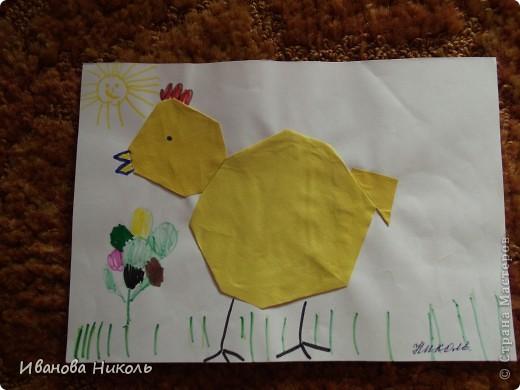 Ещё в детском саду на занятиях по оригами я сделала много работ. Очень хочется ими похвастаться. Все работы выполнены в возрасте от 4,5 до 6,5 лет. Моя мама всё сохранила и я имею возможность показать их а СТРАНЕ МАСТЕРОВ. Сейчас мне 7,5 лет. В скором времени надеюсь порадовать вас своими новыми работами. фото 17