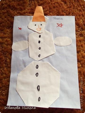 Ещё в детском саду на занятиях по оригами я сделала много работ. Очень хочется ими похвастаться. Все работы выполнены в возрасте от 4,5 до 6,5 лет. Моя мама всё сохранила и я имею возможность показать их а СТРАНЕ МАСТЕРОВ. Сейчас мне 7,5 лет. В скором времени надеюсь порадовать вас своими новыми работами. фото 18
