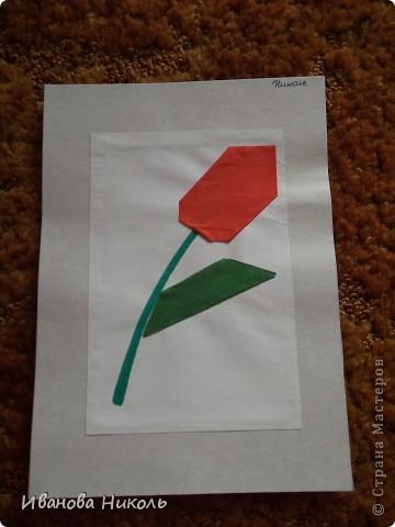 Ещё в детском саду на занятиях по оригами я сделала много работ. Очень хочется ими похвастаться. Все работы выполнены в возрасте от 4,5 до 6,5 лет. Моя мама всё сохранила и я имею возможность показать их а СТРАНЕ МАСТЕРОВ. Сейчас мне 7,5 лет. В скором времени надеюсь порадовать вас своими новыми работами. фото 24