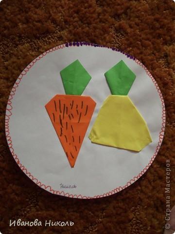Ещё в детском саду на занятиях по оригами я сделала много работ. Очень хочется ими похвастаться. Все работы выполнены в возрасте от 4,5 до 6,5 лет. Моя мама всё сохранила и я имею возможность показать их а СТРАНЕ МАСТЕРОВ. Сейчас мне 7,5 лет. В скором времени надеюсь порадовать вас своими новыми работами. фото 25