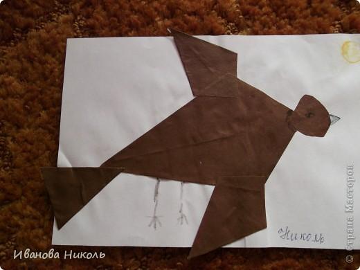 Ещё в детском саду на занятиях по оригами я сделала много работ. Очень хочется ими похвастаться. Все работы выполнены в возрасте от 4,5 до 6,5 лет. Моя мама всё сохранила и я имею возможность показать их а СТРАНЕ МАСТЕРОВ. Сейчас мне 7,5 лет. В скором времени надеюсь порадовать вас своими новыми работами. фото 26