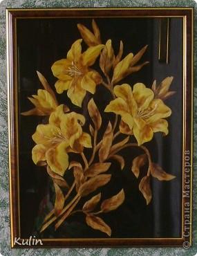 букет роз(30х40) фото 2