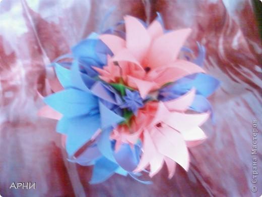 Лилии на Электре фото 1