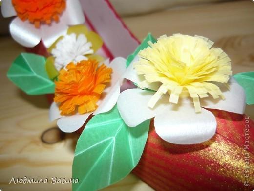 Весной расцветает буквально все, у меня расцвела туфелька - туфелька на шпильке. фото 5
