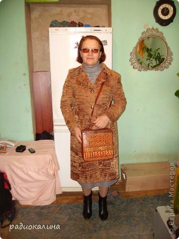 Жила - была на чердаке старая сумка : никому ненужная. Черная и пыльная лежала и мечтала о лучшей жизни. Поднялась как-то на чердак женщина, посмотрела на сумку внимательно и захватила ее с собой. фото 4