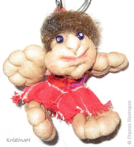 Кукла-брелок фото 2