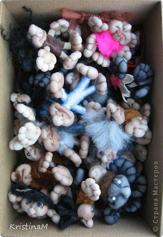 Кукла-брелок фото 1