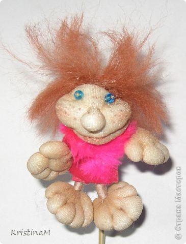 Кукла-брелок фото 6
