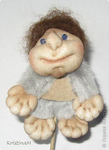 Кукла-брелок фото 7